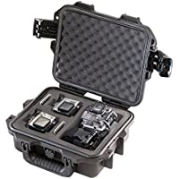 Pelican Storm Case IM2050 - Double GoPro Camera Case - Black