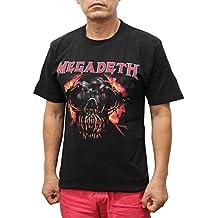 MEGADETH Heavy Metal Rock Band T-Shirt