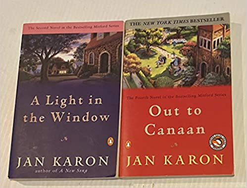 2 Books! 1) A Light in the Window 2) Out to Canaan