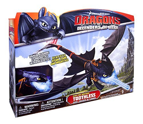 How To Train Your Dragon Movie Playset Battle & Collapse Catapult Includes Sn by Spin Master (English Manual)