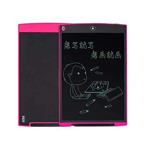 Color : 12 inch Blue LCD Electronic Tablet,LCD Writing Tablet Board Digital Drawing Board with Stylus Gift for Kids and Adults