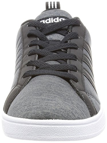 adidas VS ADVANTAGE W - Zapatillas deportivas para Mujer, Negro - (NEGBAS/NEGBAS/FTWBLA) 38 2/3