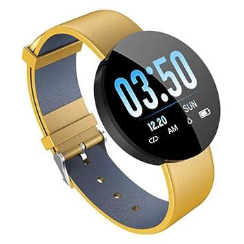 YYF Smartwatches Modernas Inteligentes Deportes Pantalla Color Ver ...