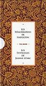 Les hémorroïdes de Napoléon ; Les testicules de Jeanne d'Arc : Coffret 2 volumes par Mason