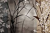 ''Silver Whispers II'' By Edward Aparicio, Fine Art Giclee Print on Gallery Wrap Canvas, Ready to Hang
