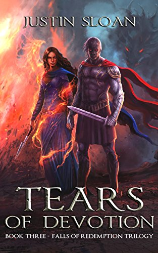 Tears of Devotion: A Military Fantasy (Falls of Redemption Book 3)