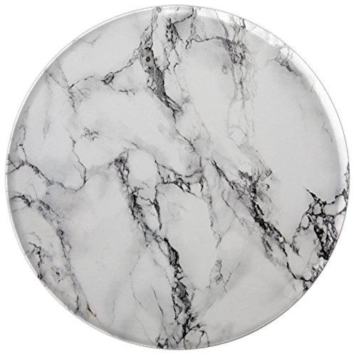 Taj White Marble - PopSockets Grip and Stand for Phones and Tablets by ArtHouse Phone Grips (Image #2)