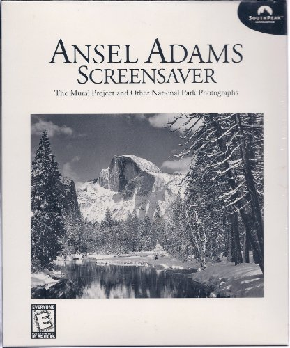 Ansel adams screensaver the mural project and other for Ansel adams the mural project