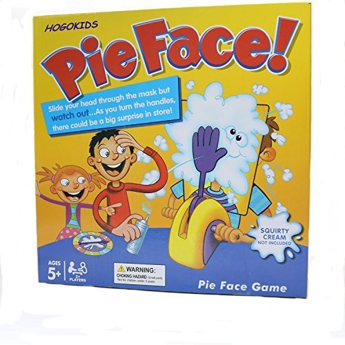 pie face board game toys r us - 2
