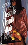 Death Is a Family Affair by L. V. Sims front cover