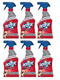 #8: Resolve Pet Expert Carpet and Upholstery Stain Remover Spray, 16 Ounce, (Pack of 6)