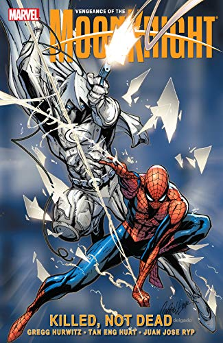 Vengeance of the Moon Knight Vol. 2: Killed, Not Dead (Vengeance of the Moon Knight (2009-2010))