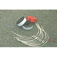 Bobines de fil et florabest fRt 500/8 coupe-bordures florabest lIDL 10 x 2 x bobine de fil 1 x support