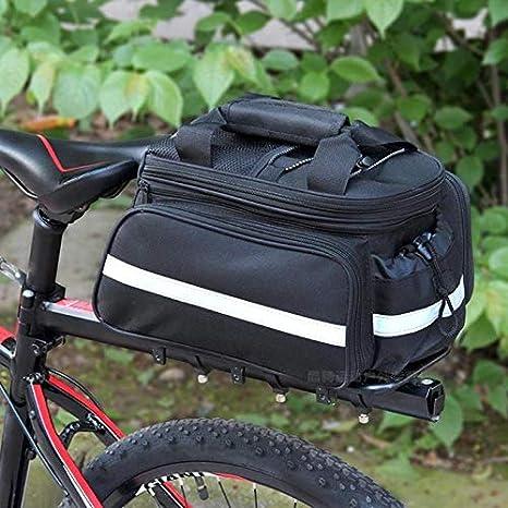 ZHIPENG Cesto para Bicicleta, Resistente Al Agua Y Resistente Al ...