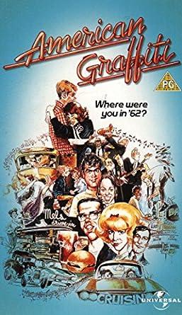 American Graffiti [Reino Unido] [VHS]: Amazon.es: Richard ...