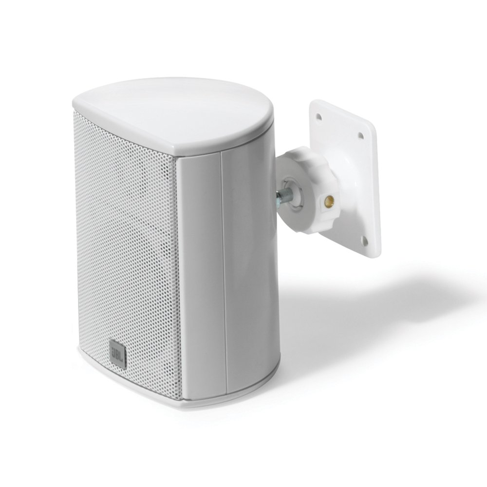 Leviton AESS5-WH Architectural Edition Powered By JBL Expansion Satellite Speaker, White by Leviton