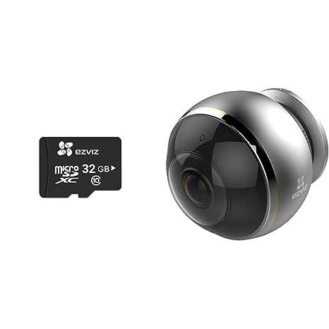EZVIZ CS-CMT-CARDT32G Tarjeta Micro SD, para cámaras de ...