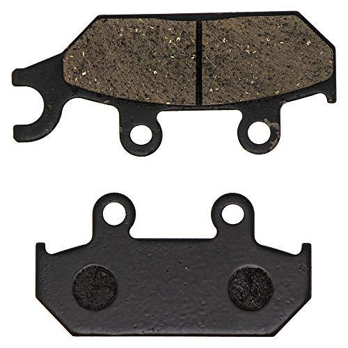 - Organic LH Brake Pad Set 2014-2019 Can-Am Commander Maverick Max 800 705601149