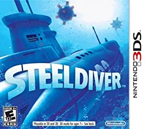 Steel Diver - Nintendo 3DS Standard Edition