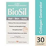 BioSil - Hair, Skin, Nails, Support Natural Radiance with Collagen and Biotin, 120 Capsules - 518u3jKMCJL - BioSil – Hair, Skin, Nails, Support Natural Radiance with Collagen and Biotin, 120 Capsules