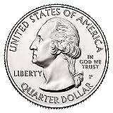 1999 P, D BU Statehood Quarters - 10 coin Set