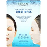 10 Stem Cell Masks with Collagen Hyaluronic Acid Peptide and Stem Cell Extracts
