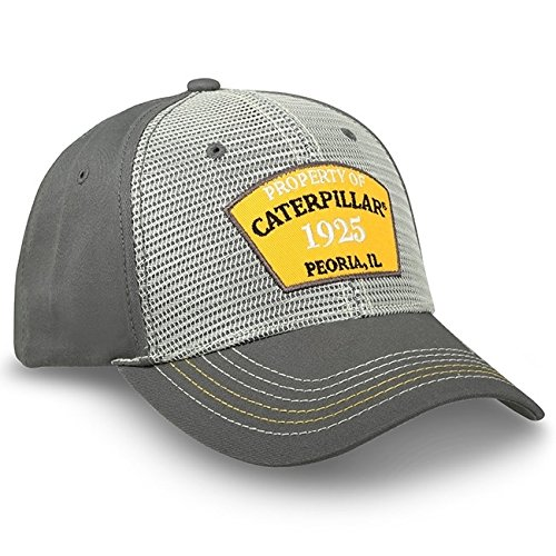 BD&A Caterpillar CAT Equipment Gray Twill Property of Caterpillar 1925