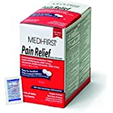 Medique Products 81113 Medi-First Pain Relief Tablets, 500 Tablets, 250 X 2