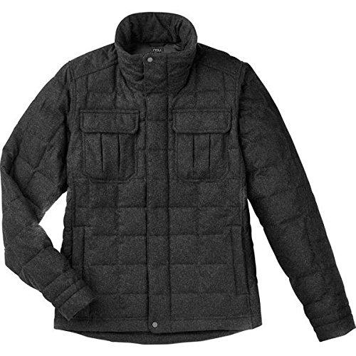 [ナウ] メンズ ジャケット&ブルゾン Utility Wool Down Jacket [並行輸入品] B07DJ1MFFX XS