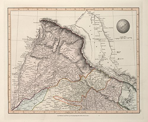 Map Poster - Punjab