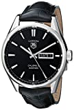 TAG Heuer Men's WAR201A.FC6266 Analog Display Automatic Self Wind Black Watch