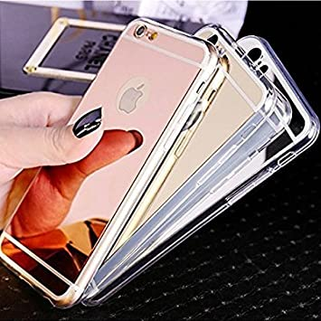 Luxury Ultra Slim Soft Selfie Mirror Case For iPhone 7 and iPhone 8  Peel  Off a7e0008bab