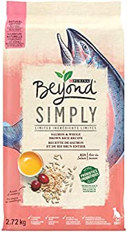 Beyond Simply Natural Dry Cat Food, Salmon & Whole Brown Rice 2.72 kg