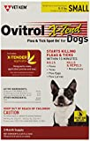 Vet-Kem Ovitrol 3-Pack X-Tend Pest Control Spot on for Dog, 13 to 31-Pound/Small