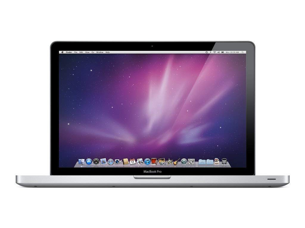 Apple MacBook Pro MC721LL/A 15.4-Inch Laptop (500 GB Hard drive, i7 Quad Core Processor, 4GB SDRAM) (Renewed)