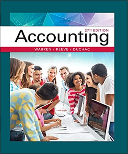 Amazon accounting ebook carl s warren james m reeve accounting 27th edition kindle edition fandeluxe Gallery
