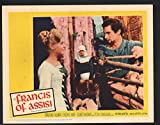 MOVIE POSTER: Francis of Assisi Lobby Card-Dolores
