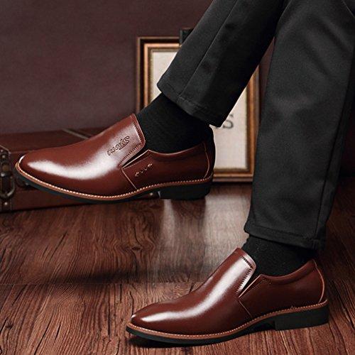 marrón Hombre Zapatos Feidaeu Feidaeu Zapatos Feidaeu Hombre Zapatos marrón Hombre nPqF7ZCw