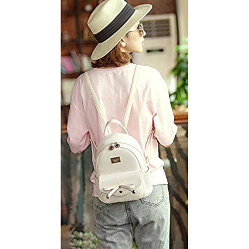Fille Flower cuir Casual Sacs Print femmes Donalworld PU Sale Hot PaHInfn