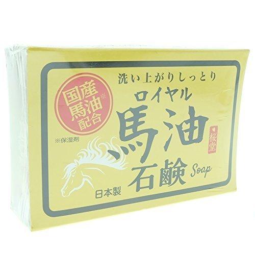 Yokoyama Corporation Royal Horse Oil soap Clear