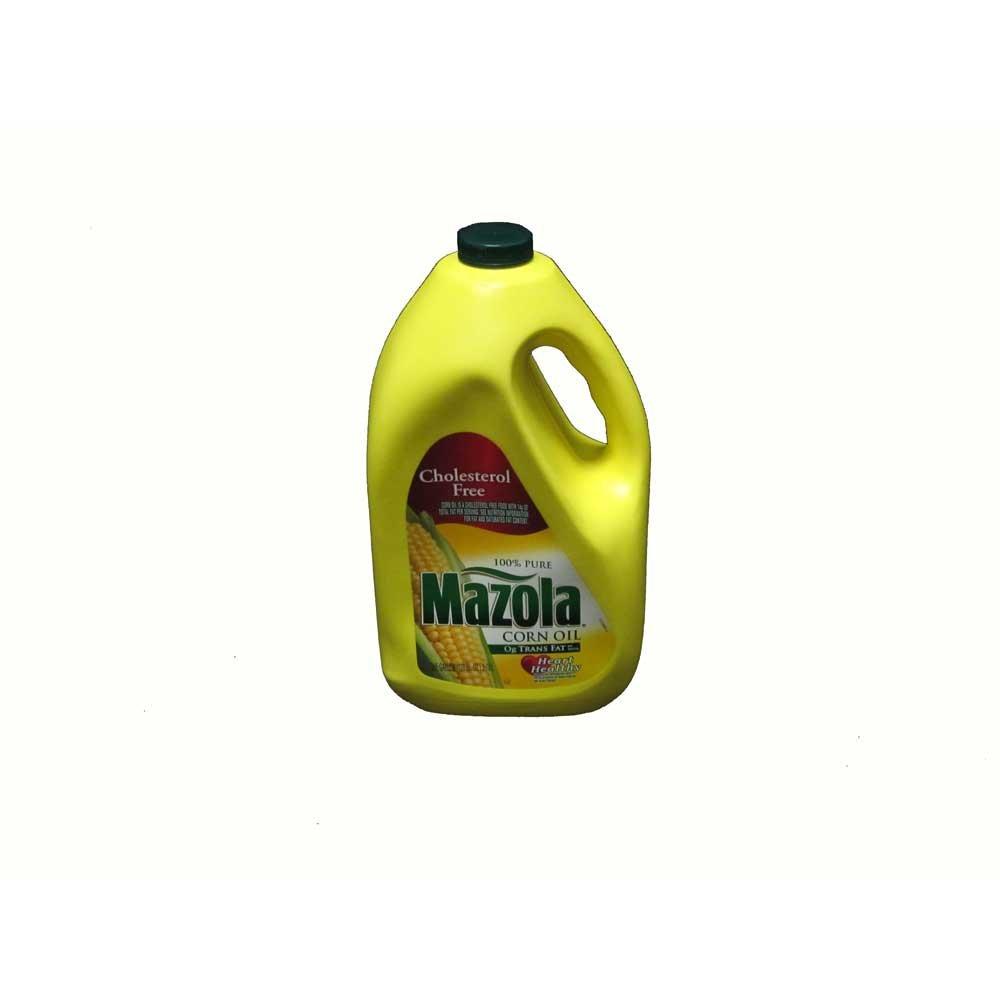 Mazola Corn Oil, 128 oz. (Pack of 6)