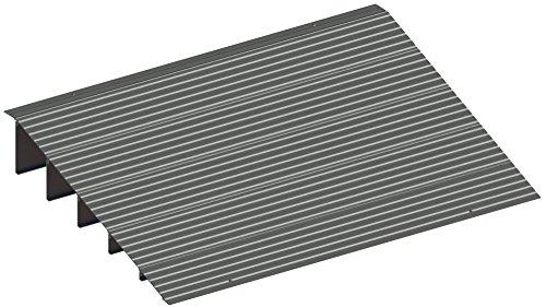 (EZ-ACCESS TRANSITIONS Modular Aluminum Entry Ramp, 5