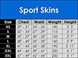 NeoSport Full Body Long Sleeve Lycra Sports Suit