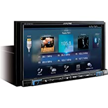 Alpine INE-W967HD Digital media navigation receiver (does not play CDs)