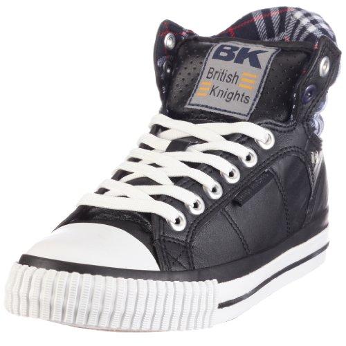 British Knights BK B26-3705 ATOLL, Unisex - Erwachsene Sneaker Schwarz (Blk/Navy/Wht)