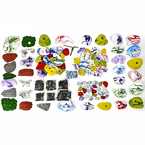Metolius Foundation Holds 105 Pack Holds & boards