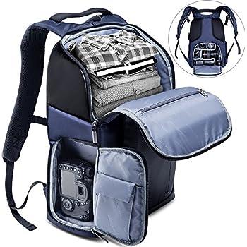 2be14aa785 Amazon.com  Camera Backpack