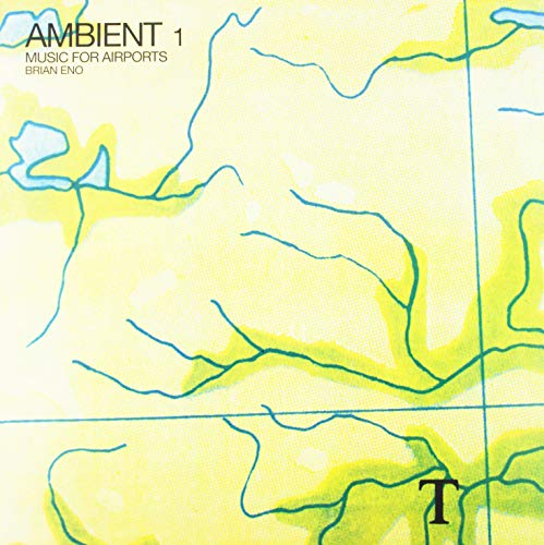 Ambient 1:Music For Airports [LP] (Chat Port)