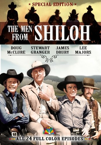 The Men From Shiloh: Special Edition - The Final Season from The Virginian by Shout! Factory / Timeless Media