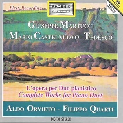 Martucci Castelnuovo Tedesco